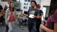 Lire la suite: Workshop pellicule : merci Bruno Bouchard !