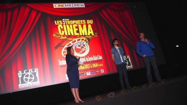 Lire la suite: Trophées du Cinéma 2017